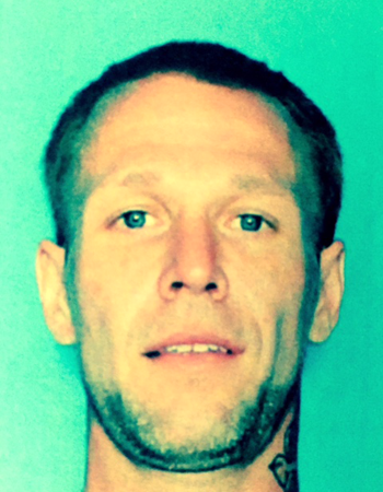Martin Coggeshall, wanted for several crimes in St. Bernard Parish