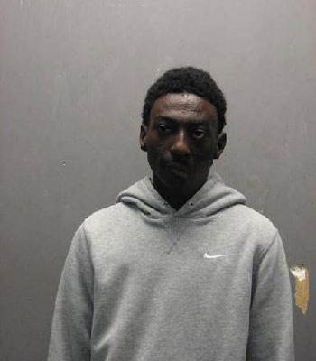 Melvin Pernell, photo of a carjacker in Chalmette who surrendered at a Sheriff 'a station on Wednesday