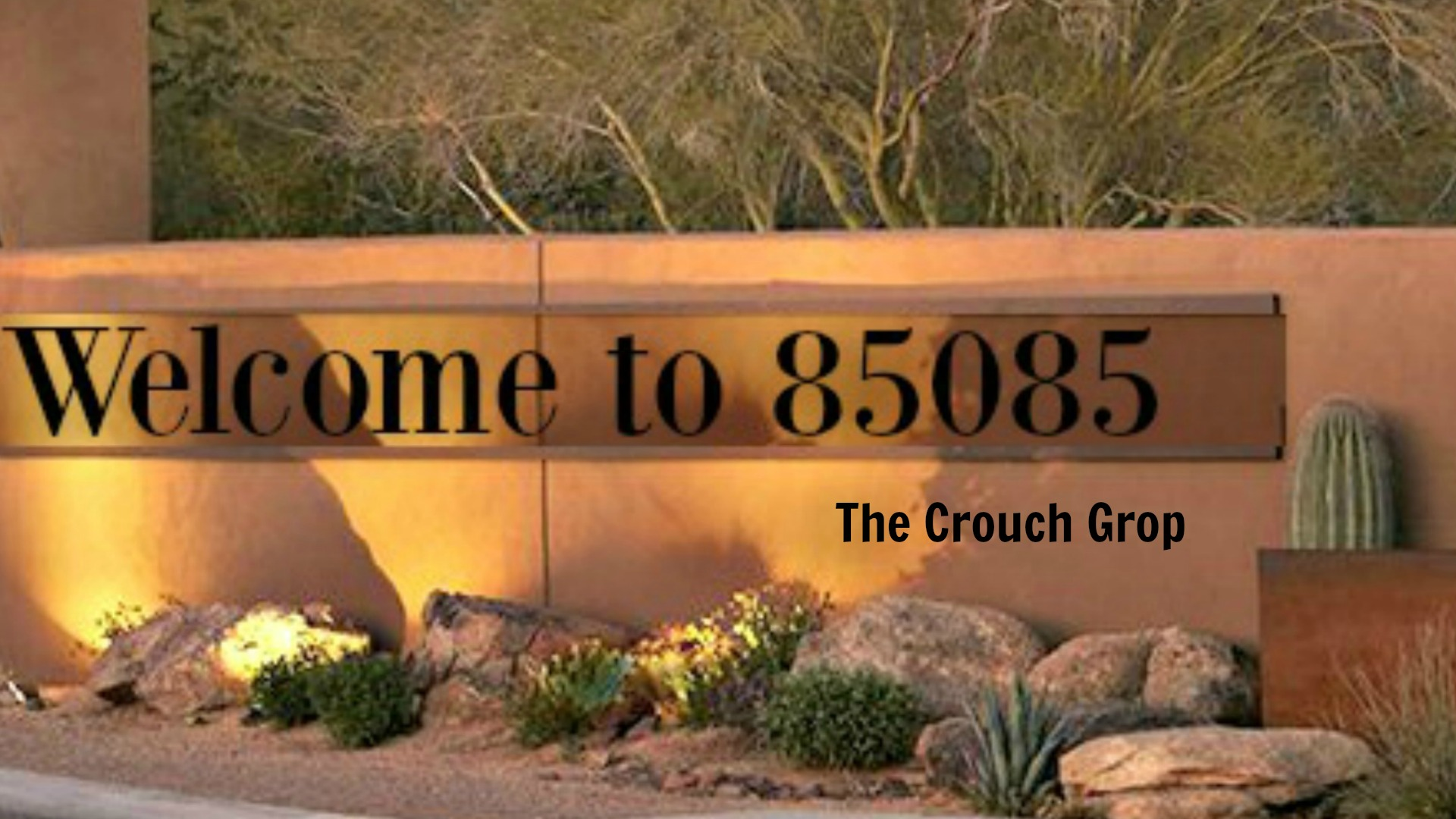 85085 Homes for sale sign