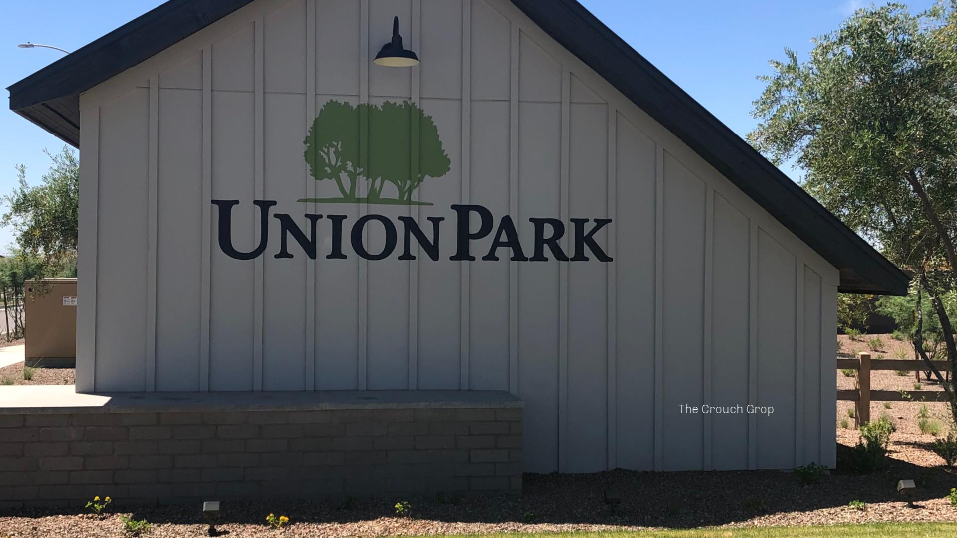 Union Park homes in Norterra 85085