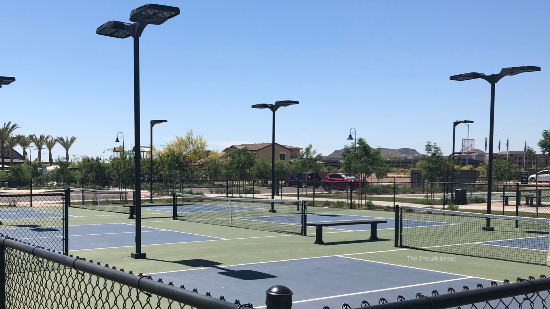 Pickle Ball Union Park homes for sale