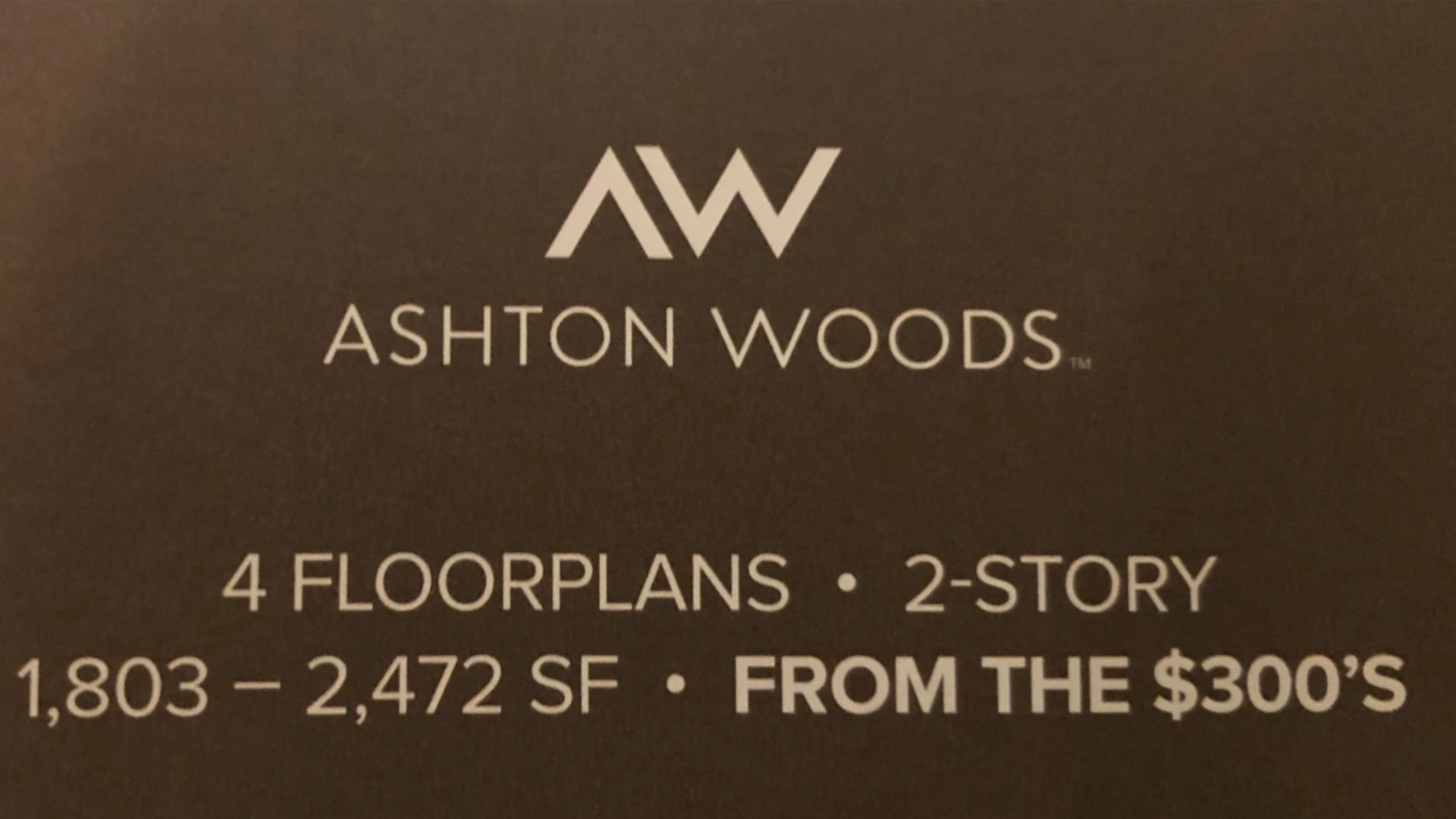 Ashton Woods homes for sale at Union Park Norterra