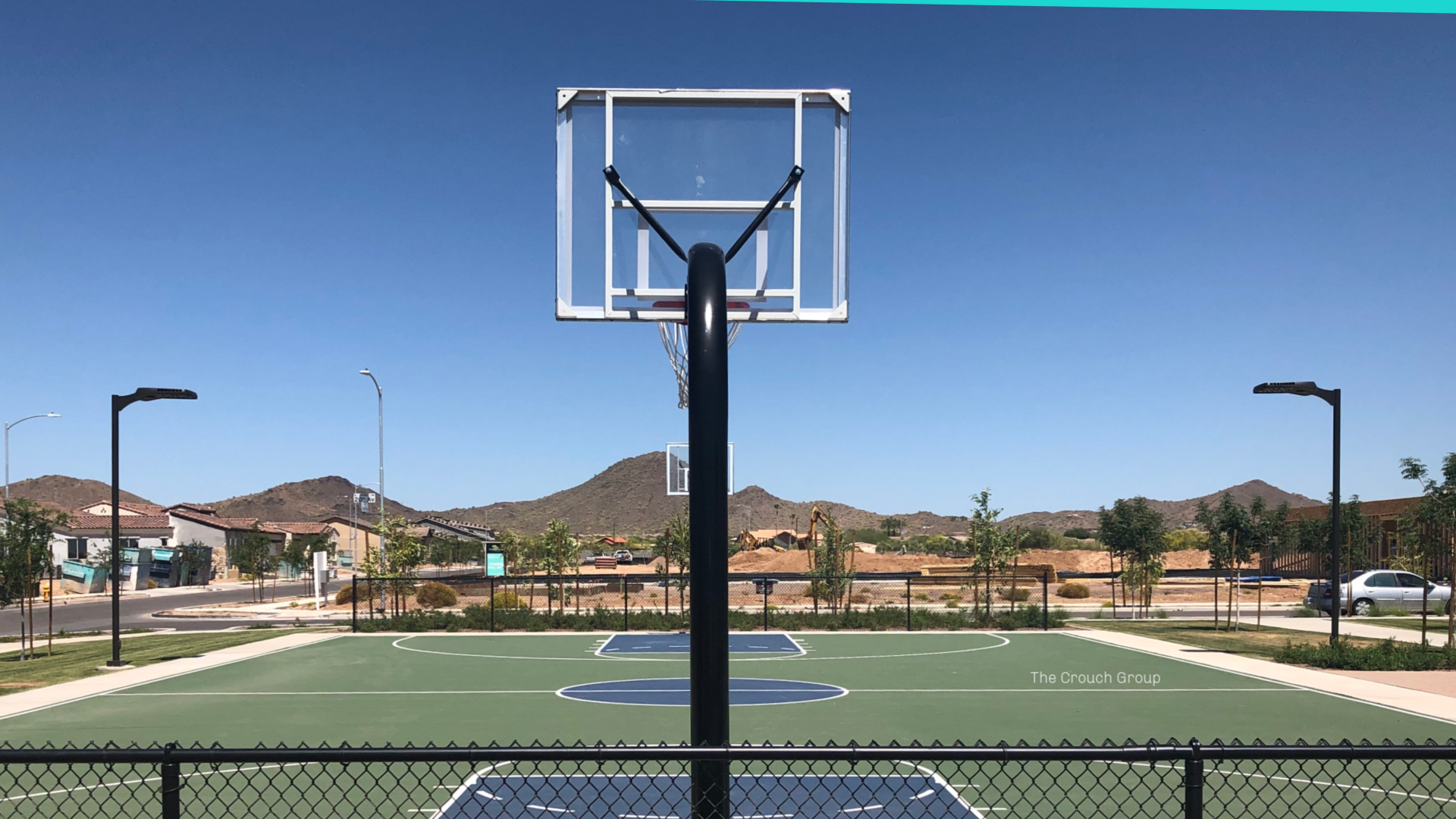 Basketball Union Park Norterra homes sale