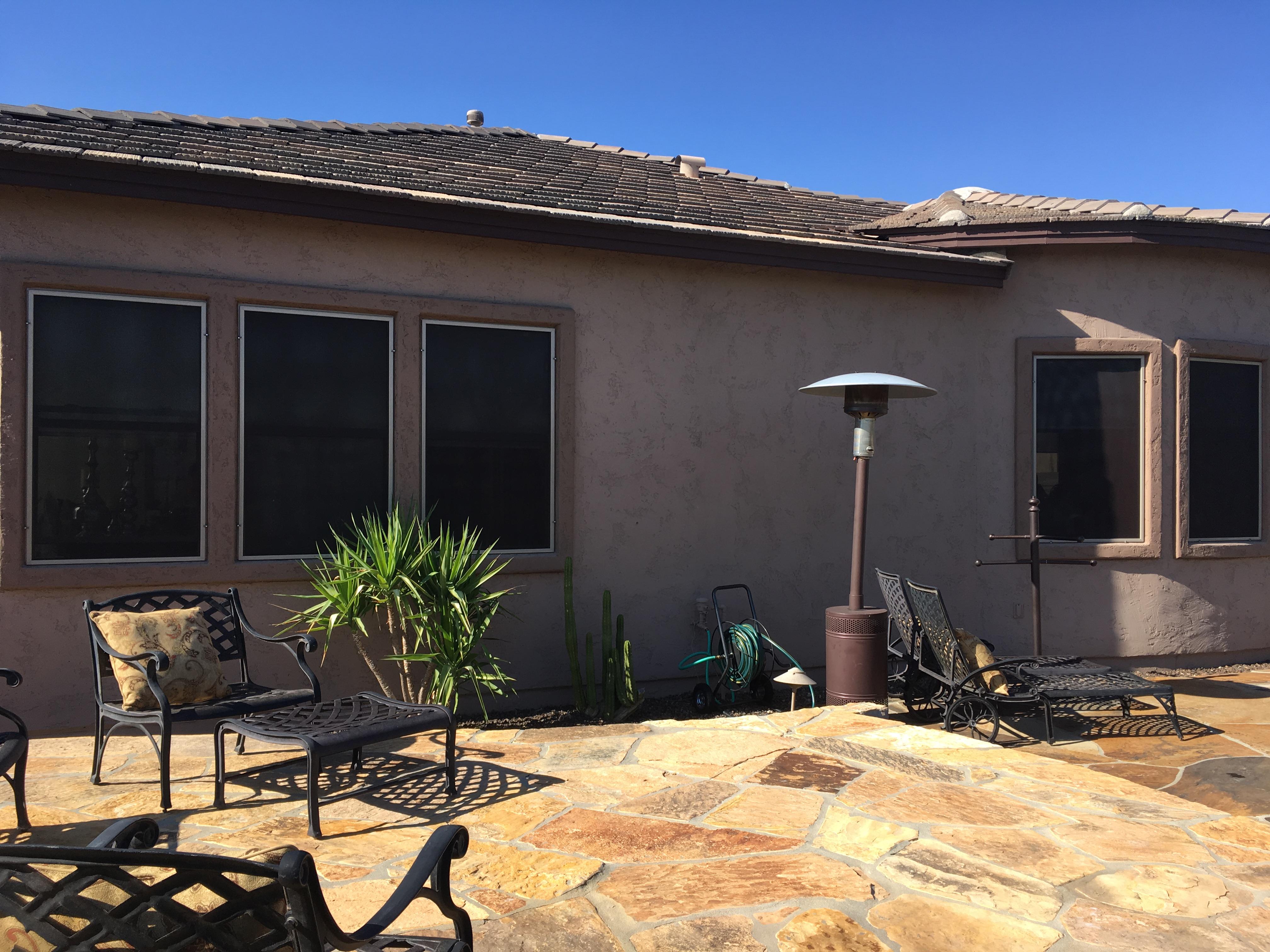 patio solar screen