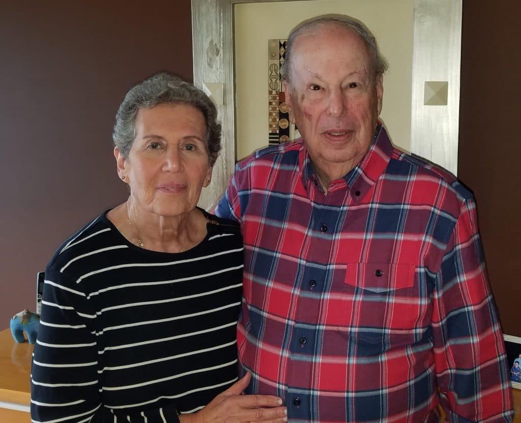 Ina and Edmund Epstein