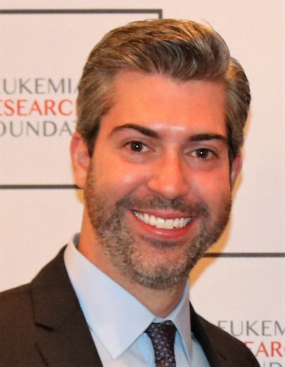 Blake Brandwein, Leukemia Research Foundation Board of Directors President
