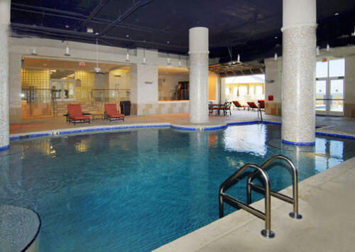 Escapes to the Shores - Orange Beach AL indoor pool