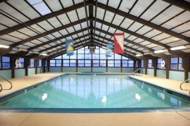 Legacy Vacation Club-Brigantine NJ indoor pool
