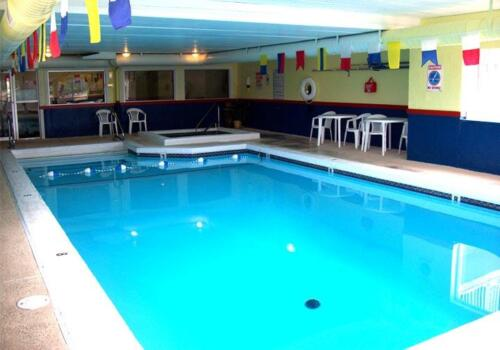 Riverview Resort - South Yarmouth MA indoor pool resort