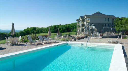 Steele Hill Resort outdoor pool