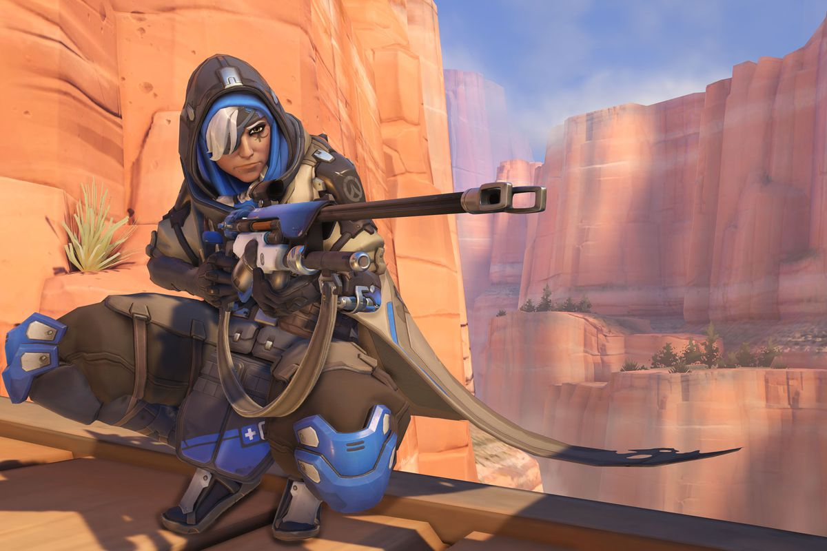 Overwatch: Why You're BAD at Ana! – Git Gud Guide