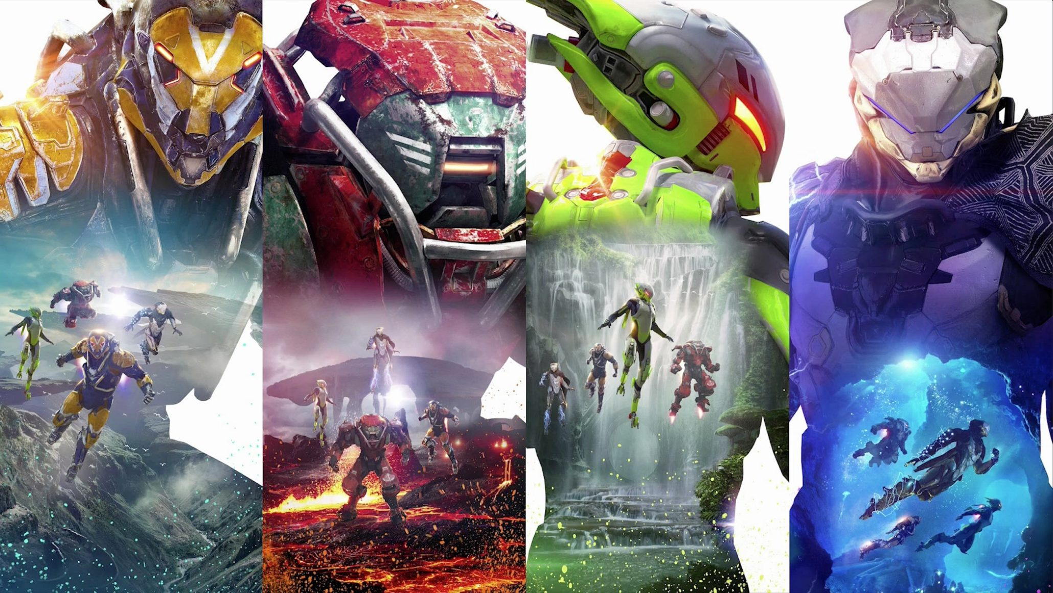 Anthem – ALL JAVELIN CLASSES Full Breakdown with ULTIMATE ABILITIES !!