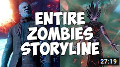 The Entire Call of Duty Zombies Storyline Explained