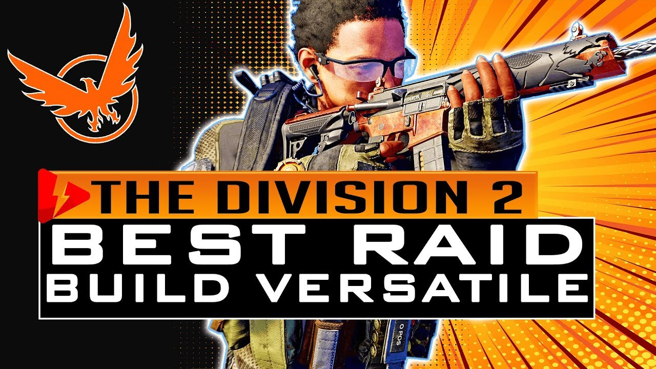 The Division 2 – BEST RAID DPS BUILD INSANE DAMAGE !!