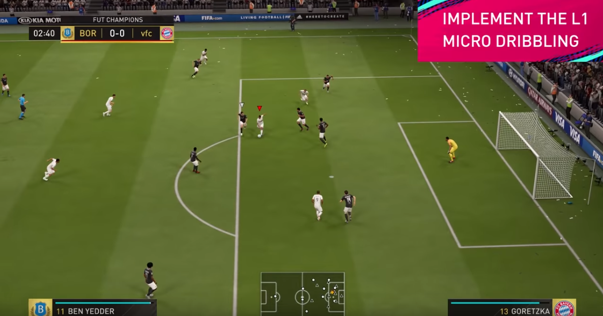 14 BEST TIPS TO QUICKLY IMPROVE IN FIFA 19