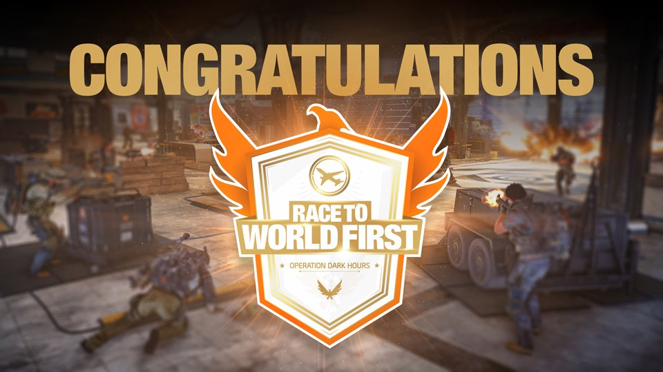 The Division 2 | WORLD FIRST RAID CLEAR! (FULL)