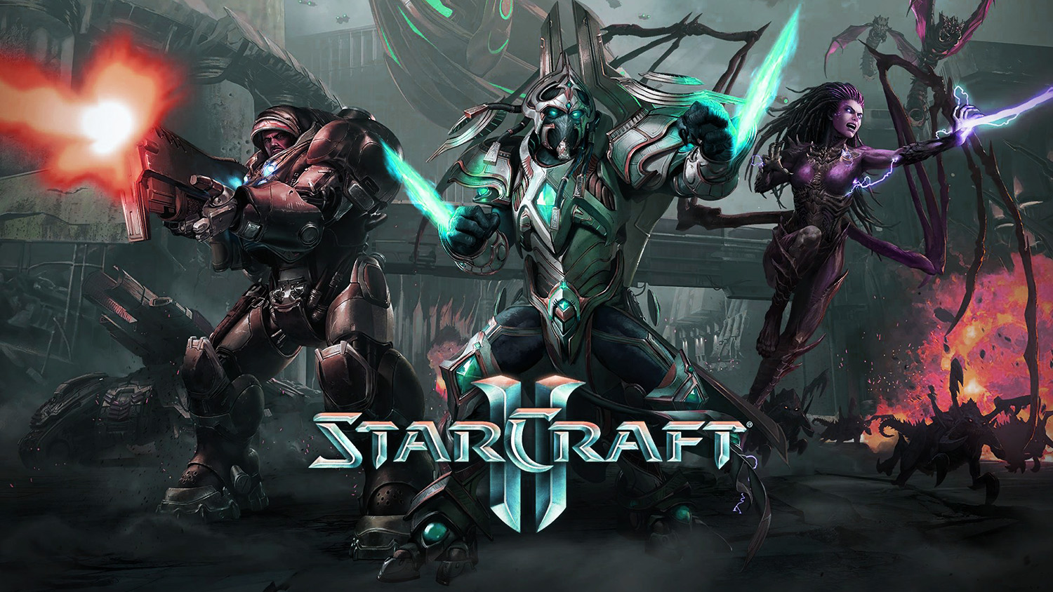 Starcraft 2 Noob Guide – Basic Control Tips