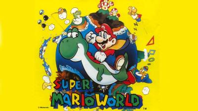 Super Mario World – All Secret Exit Locations