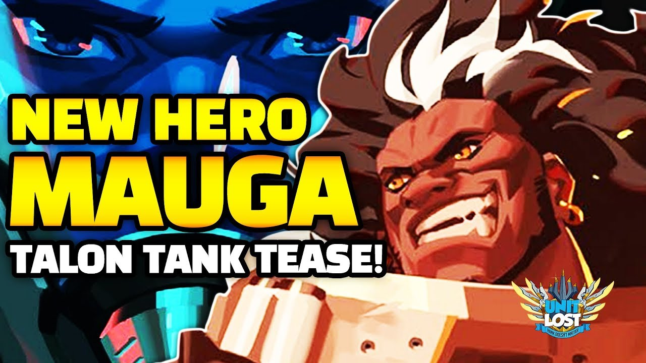 Overwatch: Blizzard Teases NEW Hero 31 – Talon Tank Mauga