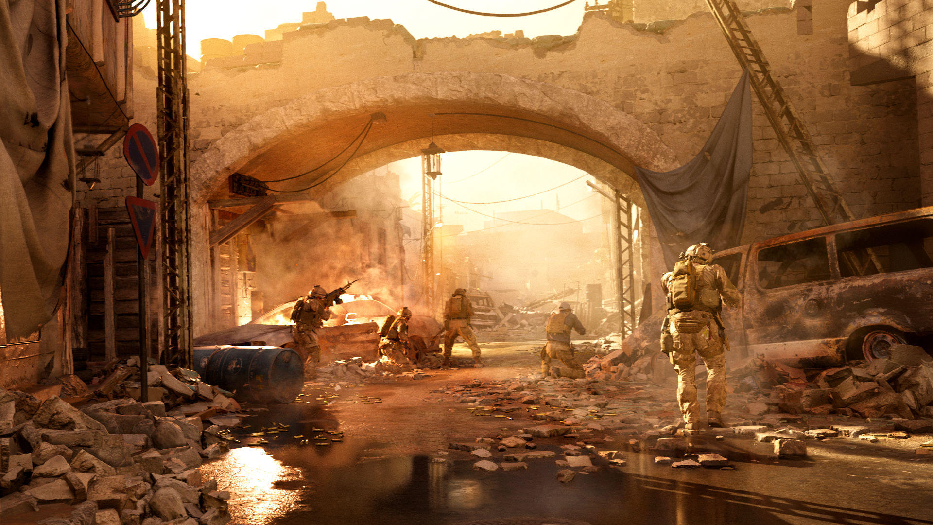 Call of Duty: Modern Warfare Multiplayer Info