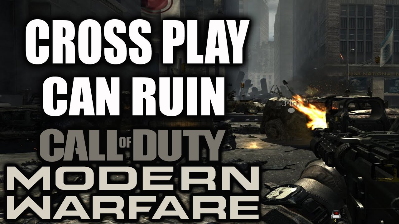 COD Modern Warfare Multiplayer Will CHANGE Call of Duty FOREVER.. (PS4 vs Xbox Crossplay Explained)