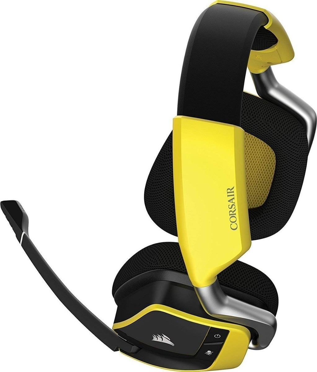 Corsair VOID Pro RGB Wireless Gaming Headset Review!