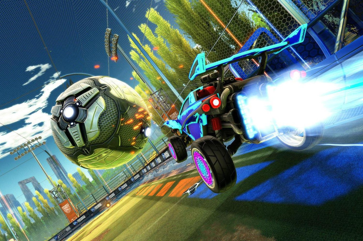 Best Dribbling Moves to Learn at Each Rocket League Rank