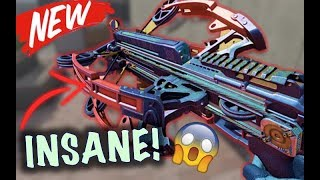 Reaver C86 Crossbow – Black Ops 4 Weapon Guide