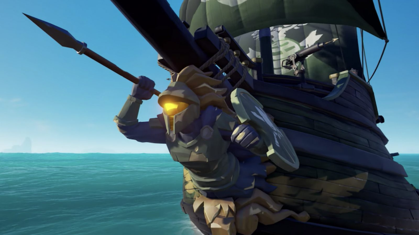 Official Sea of Thieves: Complete Spartan Ship Set Reveal Trailer