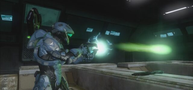 Halo each trick to overcharging weapons