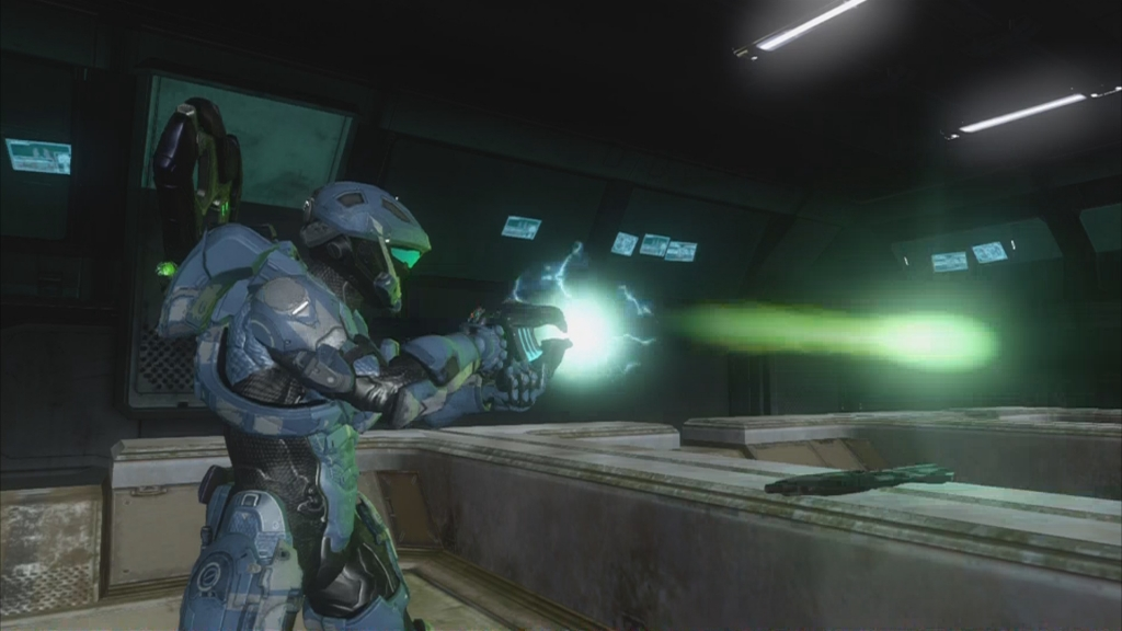 Halo Reach – Overcharging Almost Any Weapon