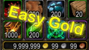 Lazyboy's Guide To Gold Farming In Classic WoW!