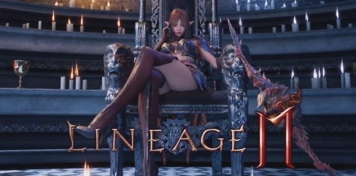Lineage 2M – Ncsoft NEW Mmorpg Mobile Game upcoming 2019