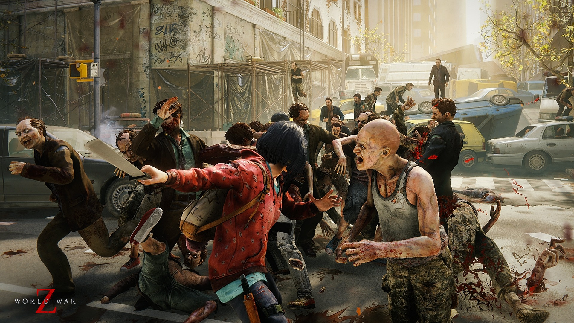 World War Z – Proving Grounds Update Trailer | PS4