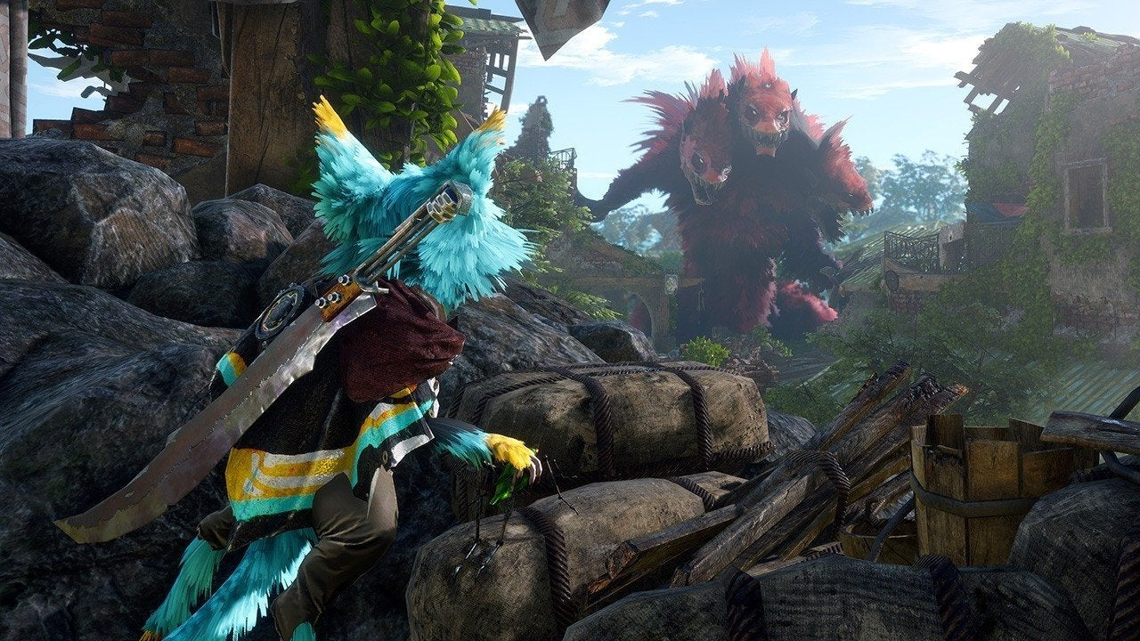 Biomutant Preview: Open World Monster Hunting