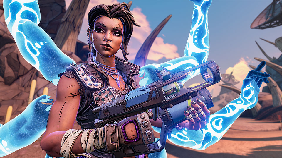 Borderlands 3 – Amara Character Trailer: Looking for a Fight   PS4