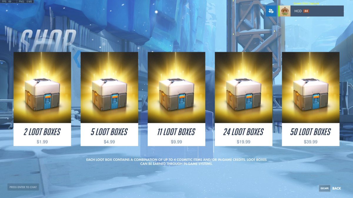 Lootboxes Now REQUIRED To Disclose Drop Rate In Video Games! Microsoft, Sony & Nintendo!