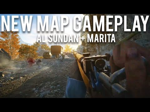 New map is out! Marita Battlefield V