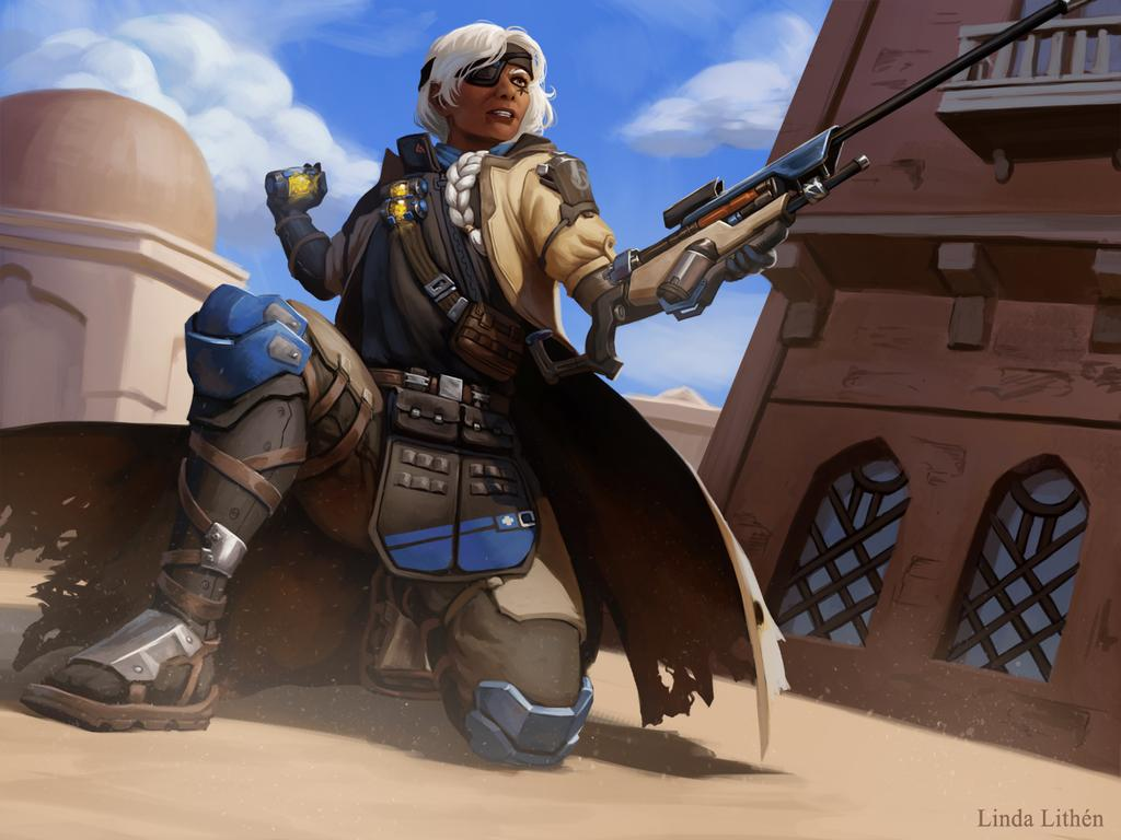 Overwatch: Why You're Bad at Support! – Ana Git Gud Guide