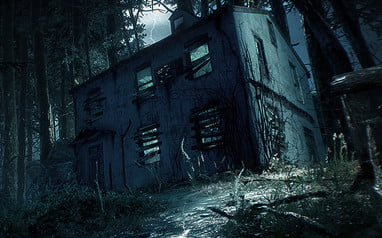 Blair Witch – Coming August 30th to Xbox One and Windows 10