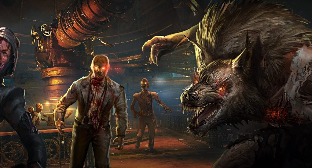 """Call of Duty: Black Ops 4 Zombies – Official Aether Ends Trailer   """"Tag der Toten"""""""