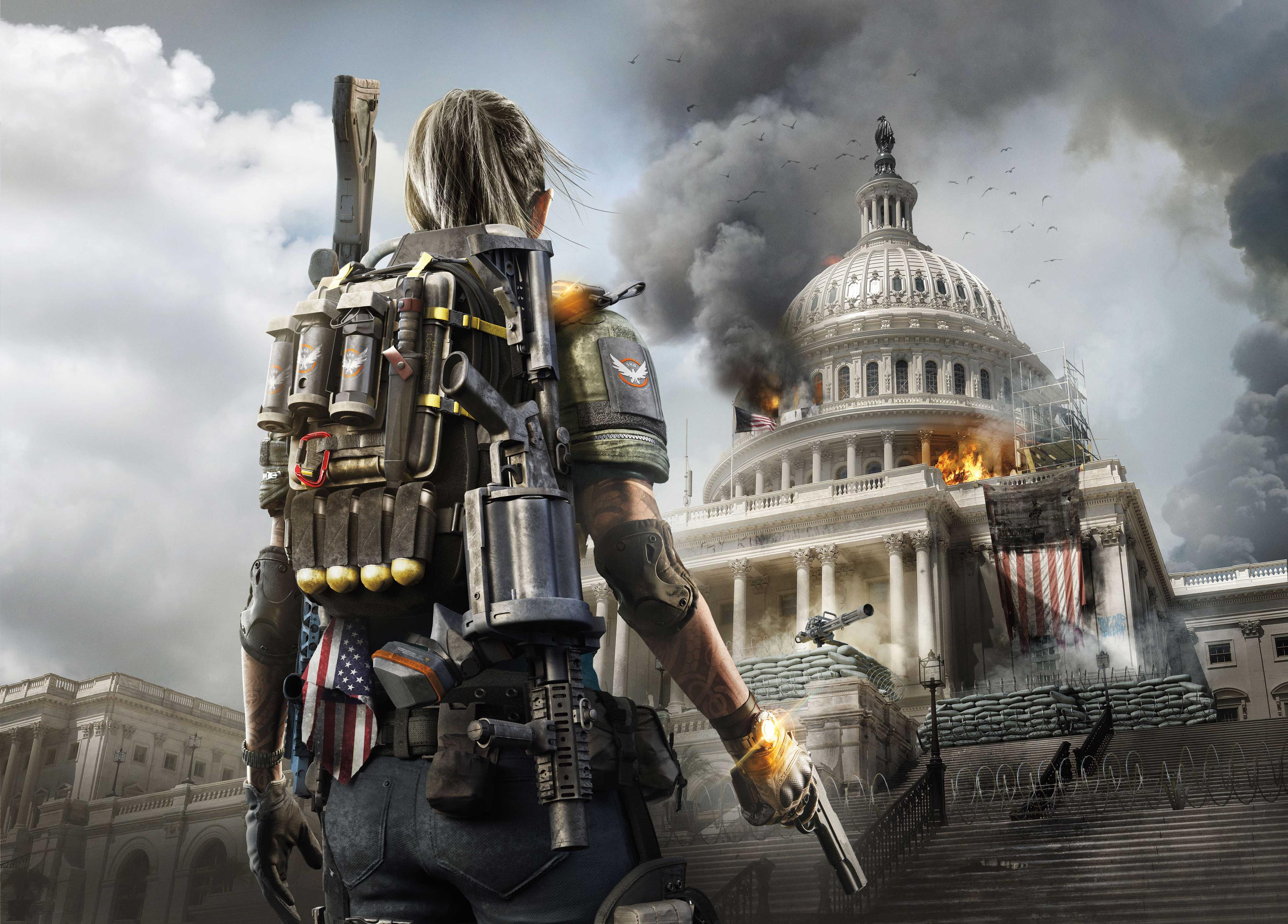 HUGE CHANGES IN DIVISION 2 TO LOOT, FARMING, RE-CALIBRATIONS, BRAND SETS AND GEAR SETS