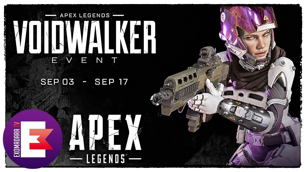 "Apex Legends | Stories from the Outlands – ""Voidwalker"""