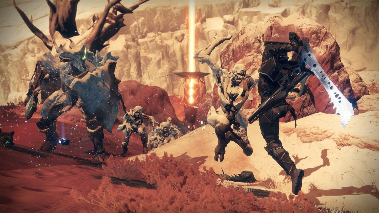 Destiny 2: BEST BUILDS for the Mars Community Event!