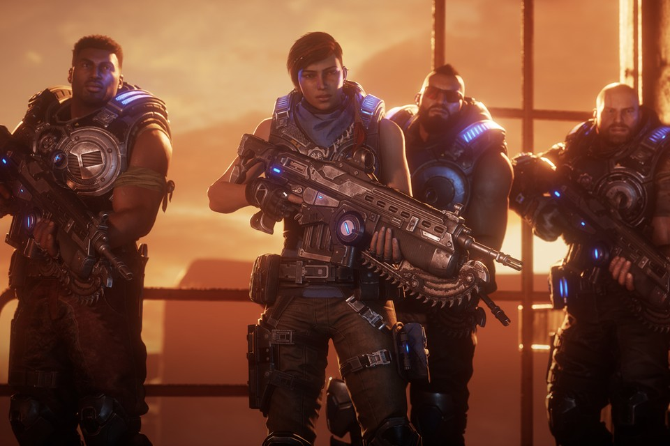 Gears 5 Campaign Review