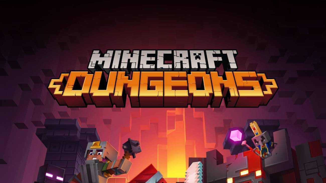 Minecraft Dungeons – Official Opening Cinematic Trailer
