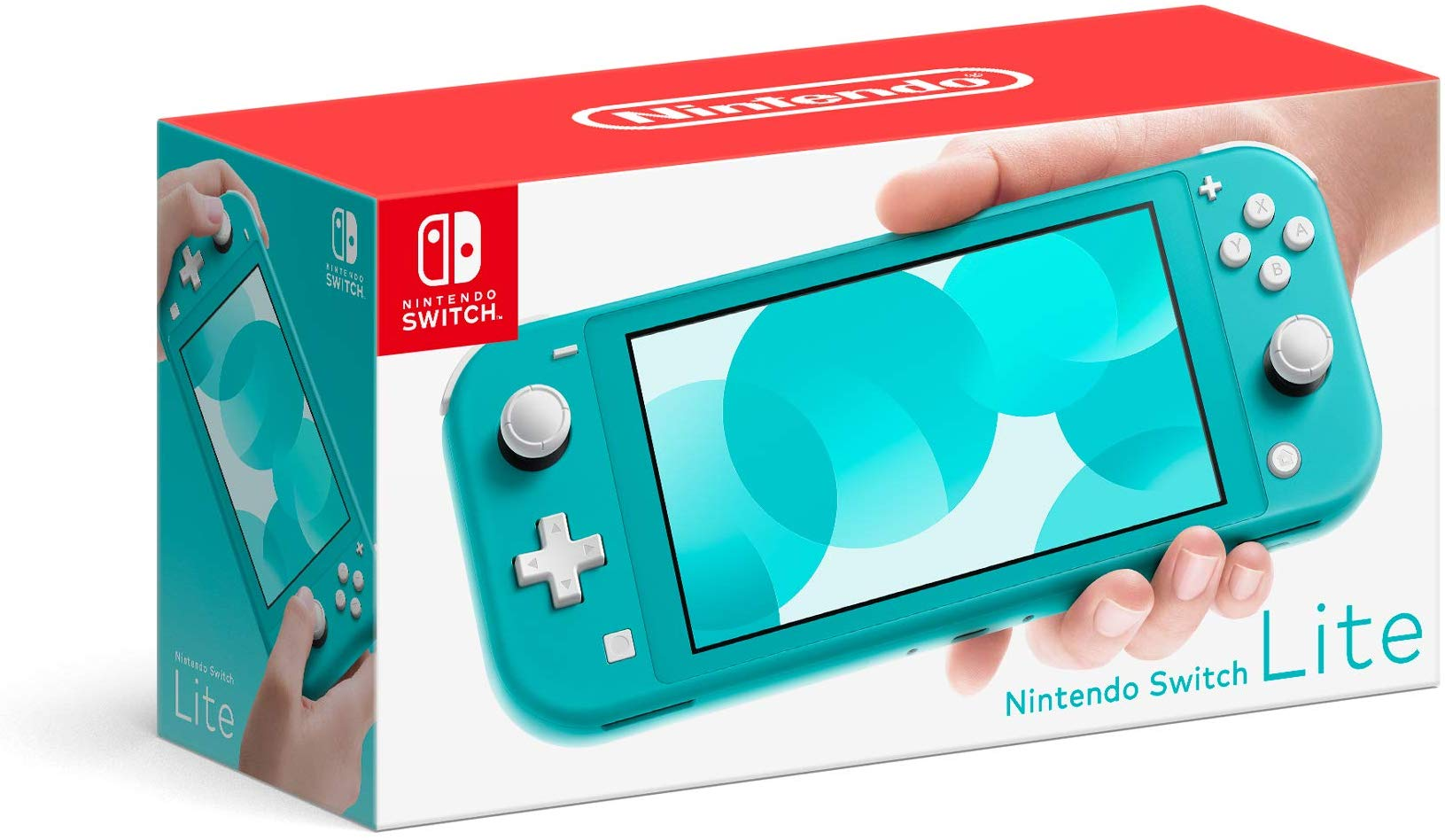 Welcome to the family, Nintendo Switch Lite!