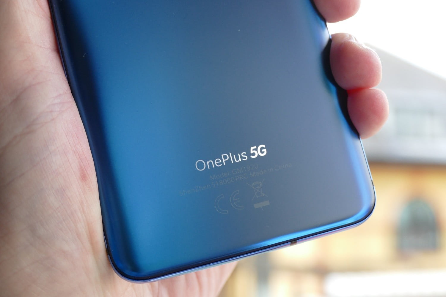 """OnePlus """"5G Edition"""" Smartphone Unboxing – 5G Speedtest (Minecraft, GTA San Andreas, Fortnite)"""