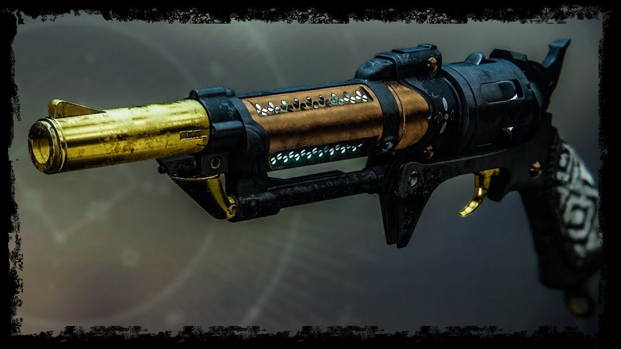 Best PvP Handcannon? The Spare Rations GOD ROLL (Destiny 2)