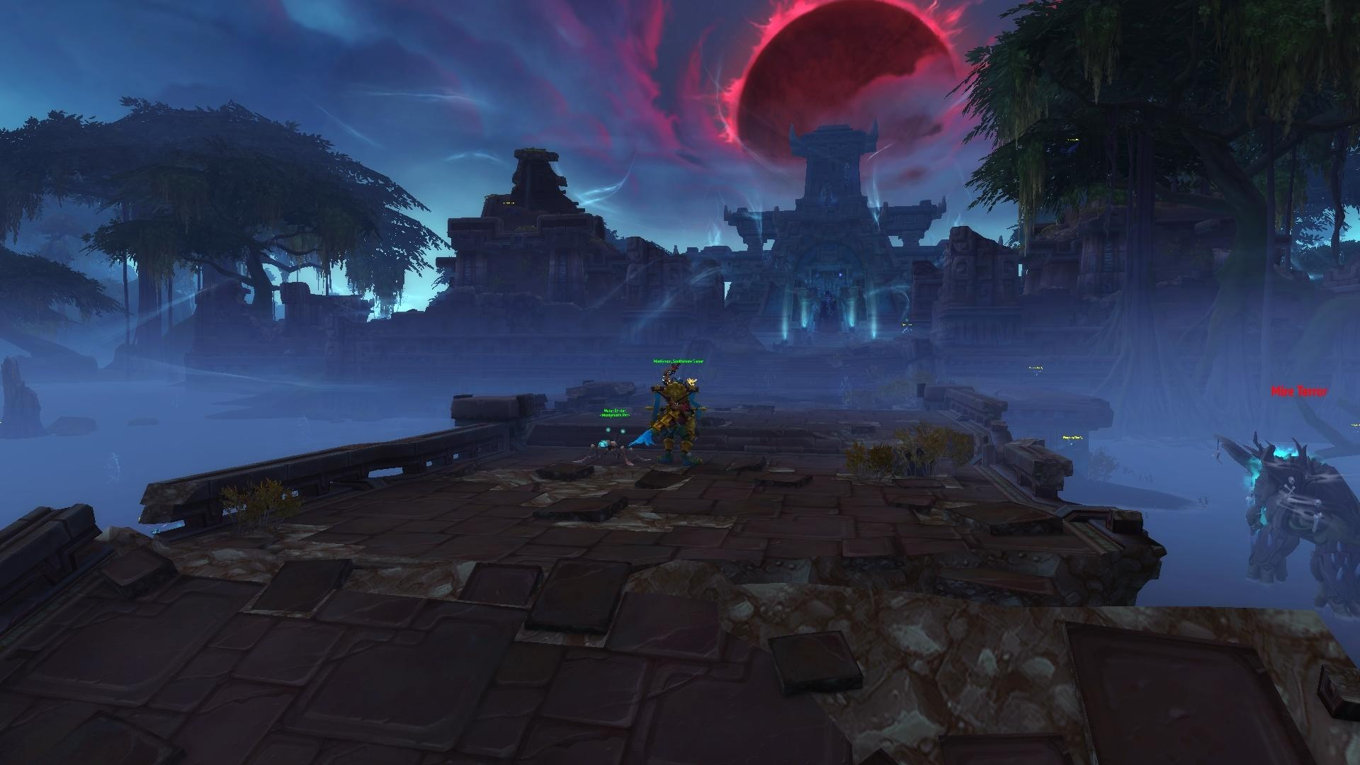 WoW Patch 1.3: Ruins of Dire Maul   Blizz's LFG BACKFIRE, Epic World Bosses & Revamps   WoW History